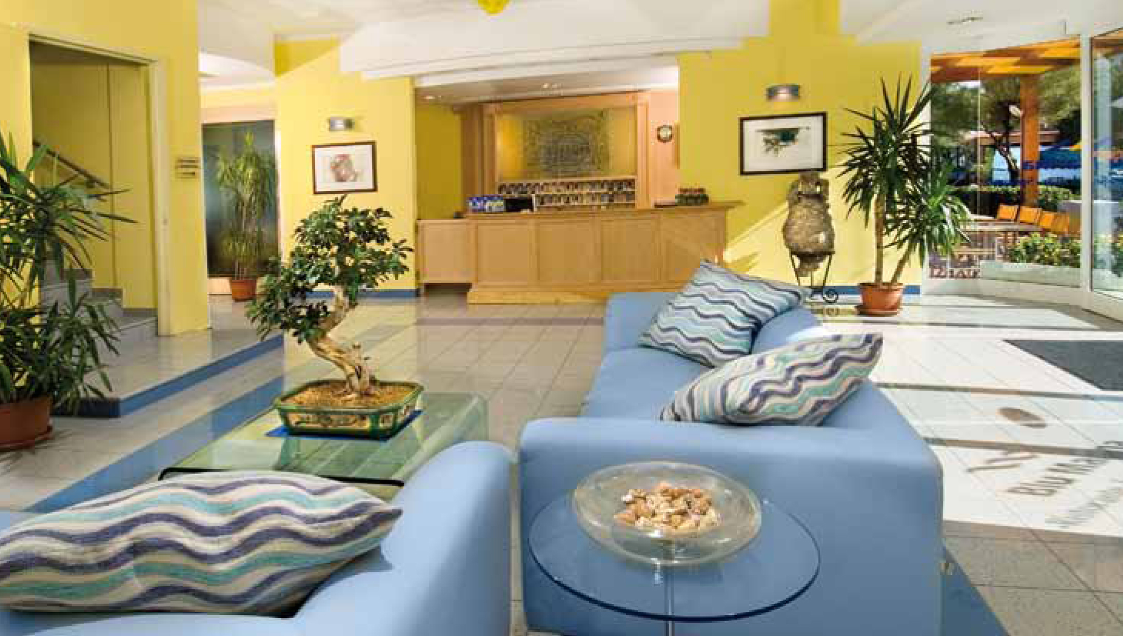 Reception Hotel Marina Fano