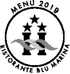 menu blu marina Fano 2019
