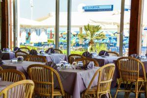 ristorante blu marina fano