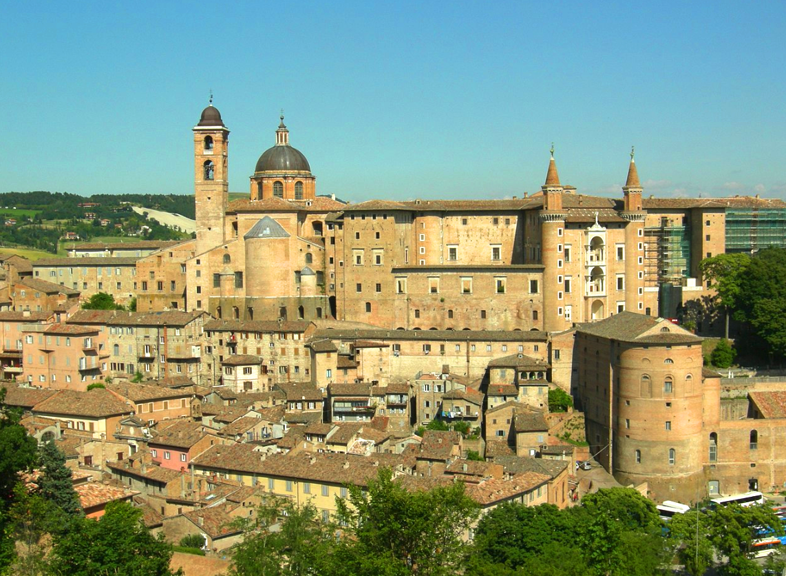 Urbino city (Wikipedia photo)