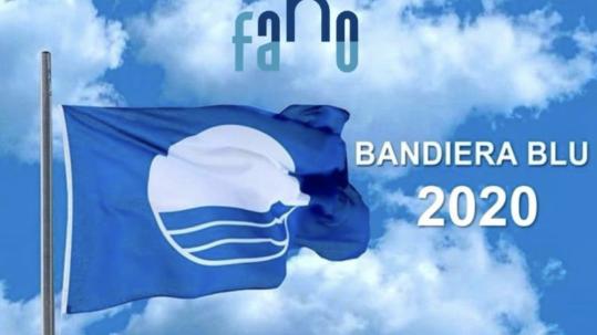fano bandiera blu